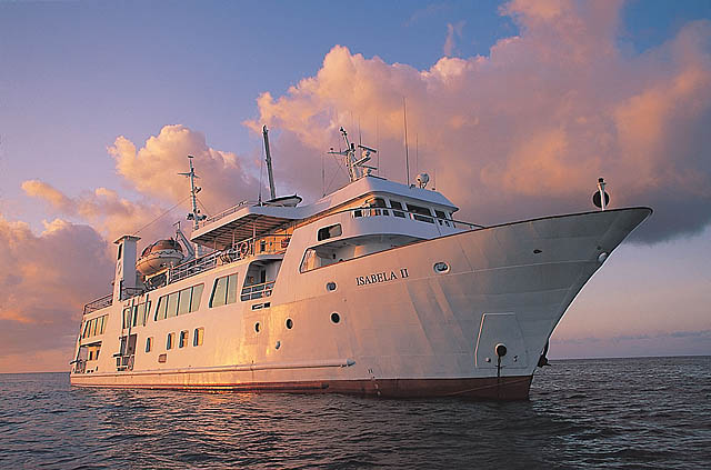 Galapagos Isabela II Outside