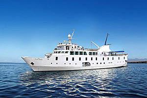 Galapagos Boat Trip