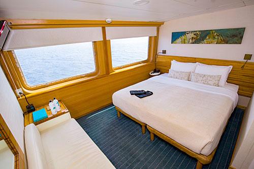 Galapagos Legend Cabin