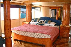 Galapagos Millennium Cabin