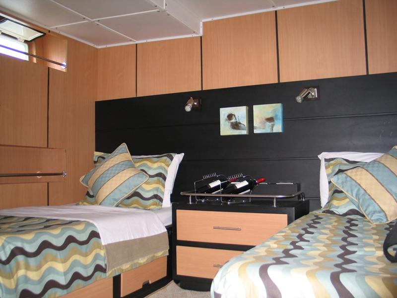 Galapagos Tip Top III Cabin