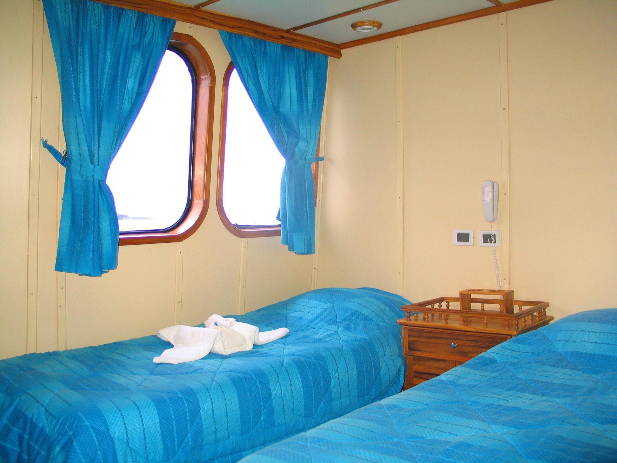 Galapagos Tip Top IV Cabin