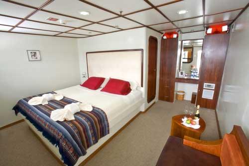 Galapagos Celebrity Xploration Cabin