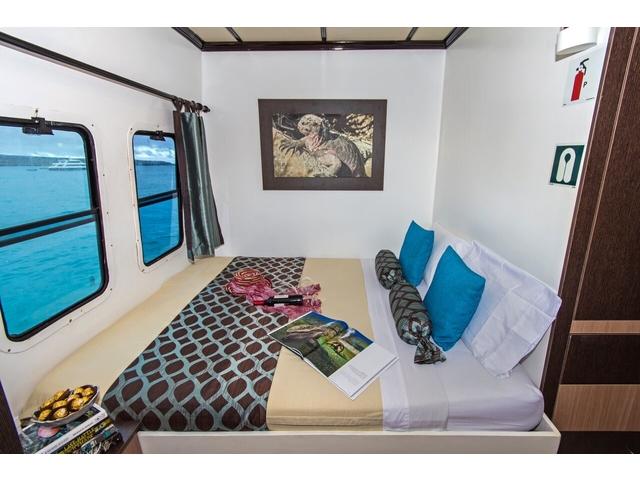 Galapagos Archipell I & II Cabin
