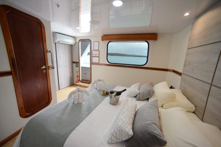 Galapagos Seaman Journey Cabin