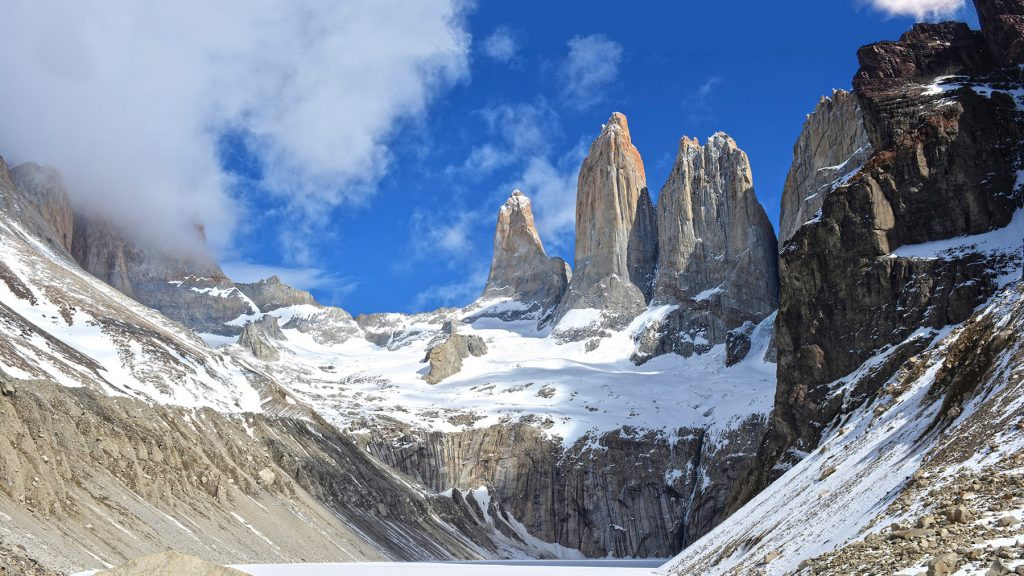 5-Day Patagonia: Torres del Paine W Trek with EcoCamp