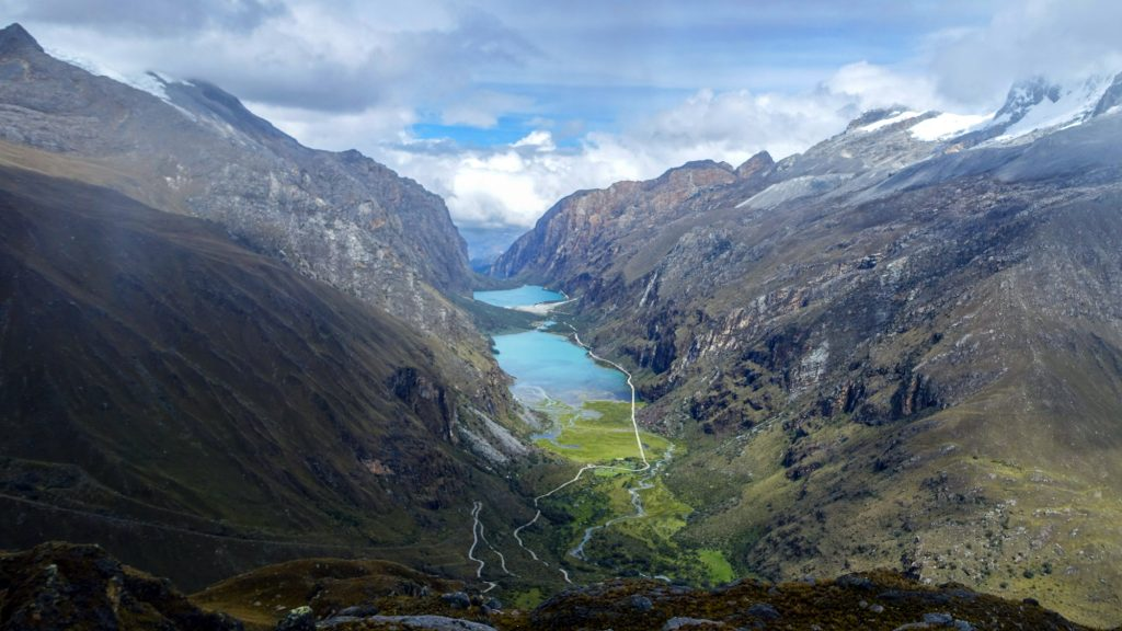 4-Day Cordillera Blanca Trek / Santa Cruz Loop