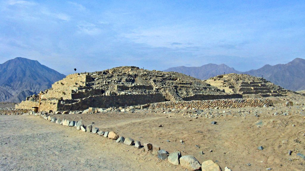 1-Day Caral Archaeological Site near Lima