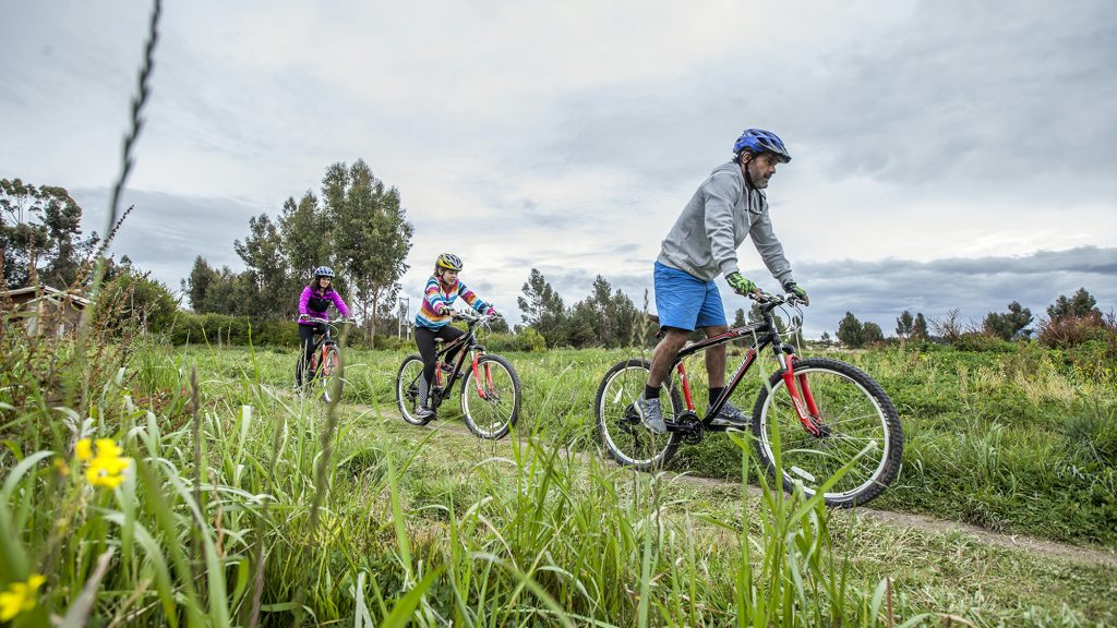 1-Day Mountain Biking: Chinchero to Maras near Cusco